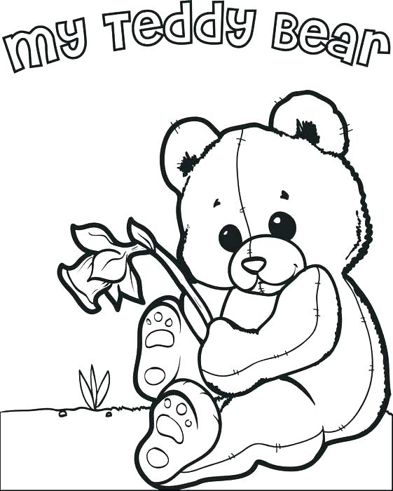 561x700 Coloring Page Bear Free Bear Coloring Page Mom Free Printable