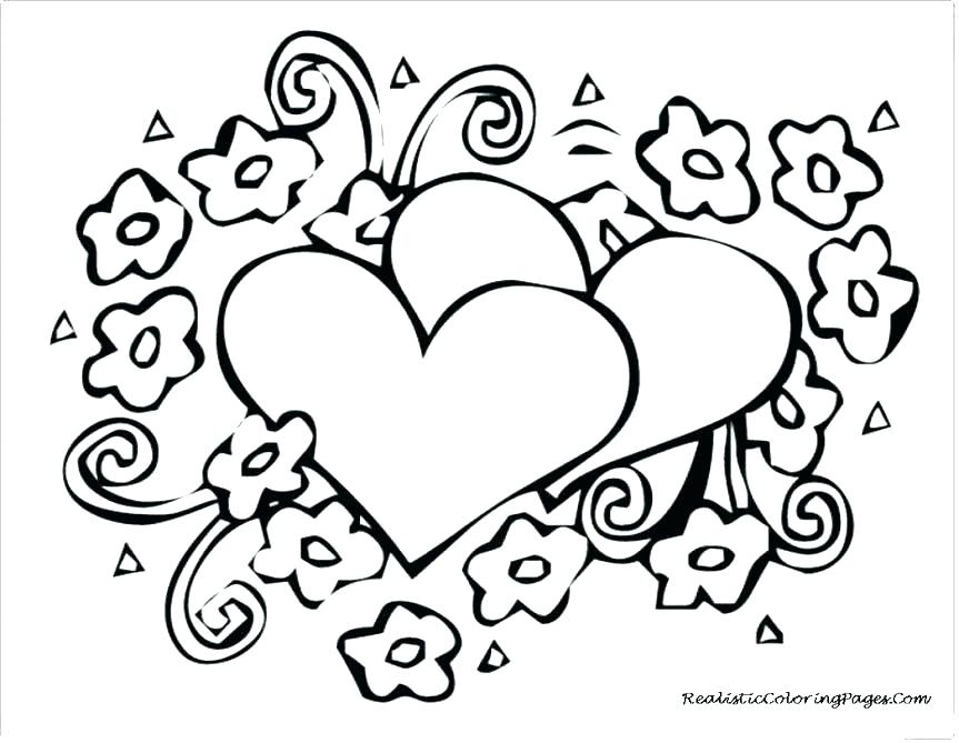 863x669 Teddy Bear Holding A Heart Coloring Pages New With Or Sheets And S