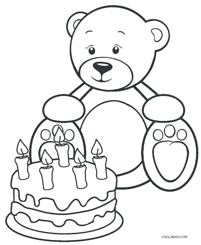 675x820 Teddy Bear With Heart Coloring Pages For Coloring Pages Bear Teddy