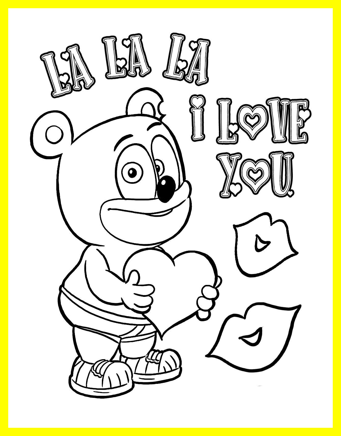 1339x1714 Teddy Bear With Heart Coloring Pages Acpra