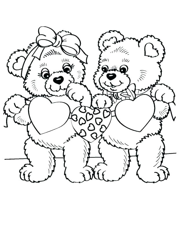 618x800 Cool Heart Coloring Pages