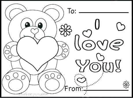 460x338 Bears Color Rush Jacket Free Printable Heart Coloring Pages Chic