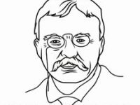 200x150 Theodore Roosevelt Coloring Page Lovely Teddy Roosevelt Coloring
