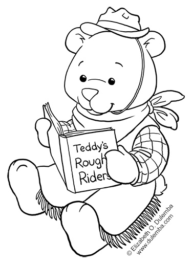 375x516 Coloring Page Tuesday