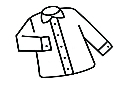 512x362 Shirt For Coloring Coloring Page Download Large Image Free T Shirt