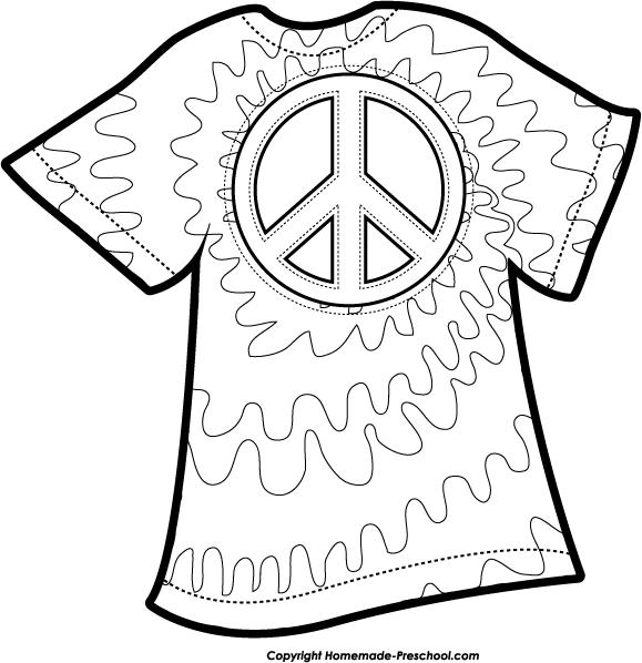 Tee Shirt Coloring Page At Getdrawings Free Download