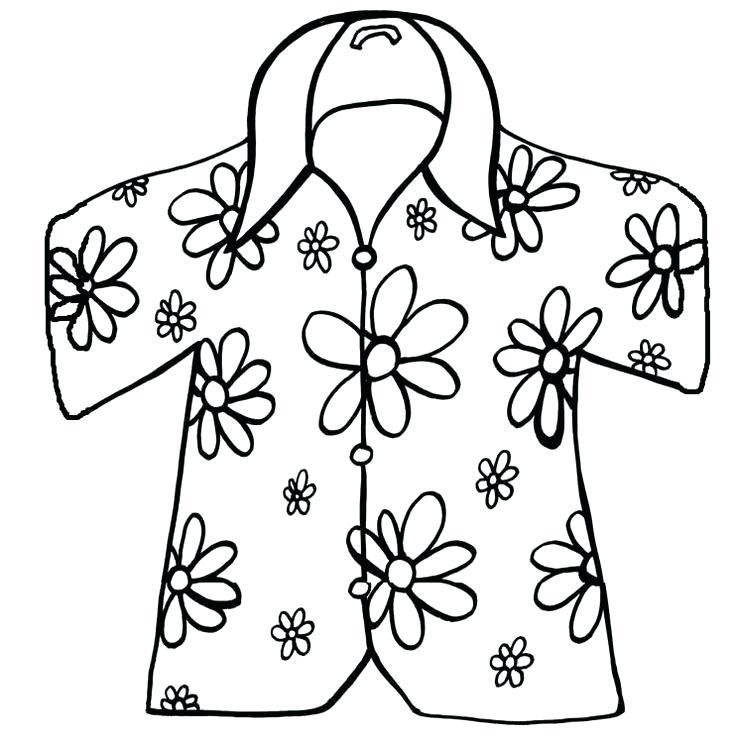 736x747 Tshirt Coloring Page Coloring Pages T Shirt Printable Tee Shirt