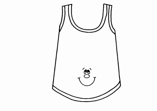 512x362 Free T Shirt Coloring Page Image Shirt Cartoon Coloring Pages