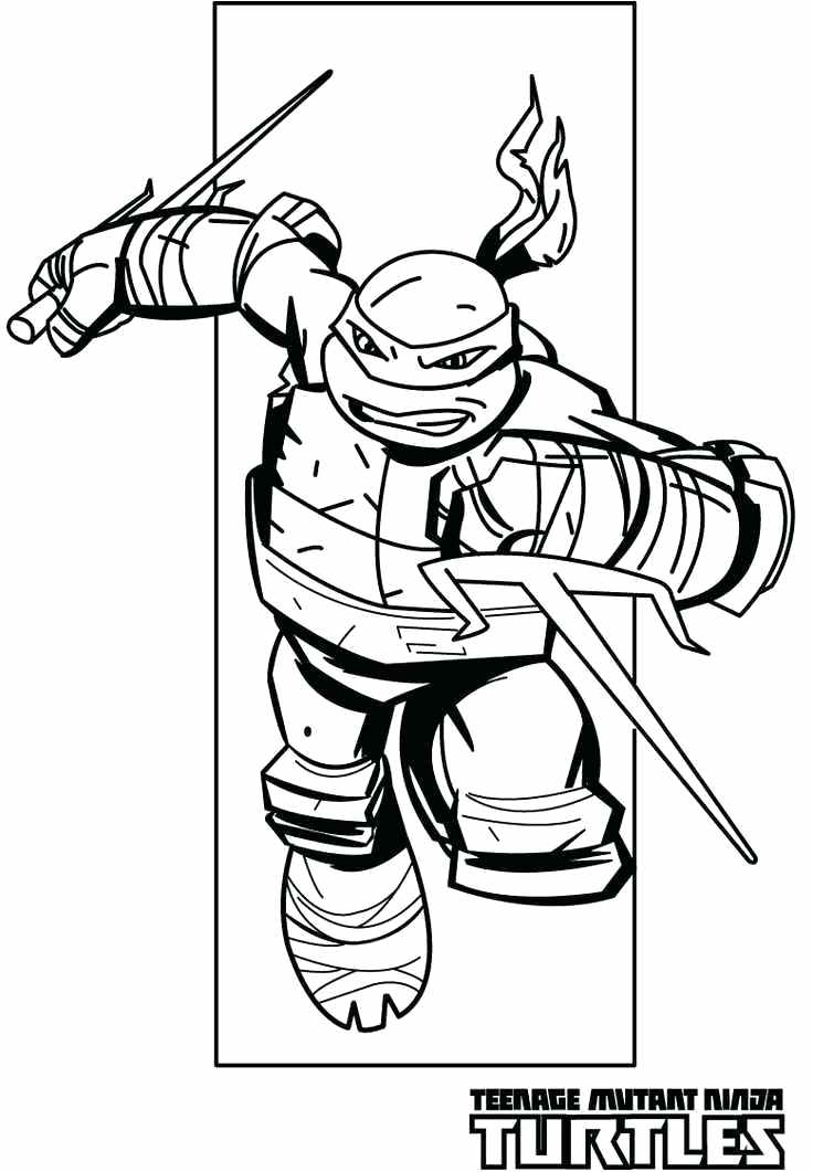 736x1061 Coloring Pages Of Ninjas Coloring Pages Of Ninjas Turtle Coloring
