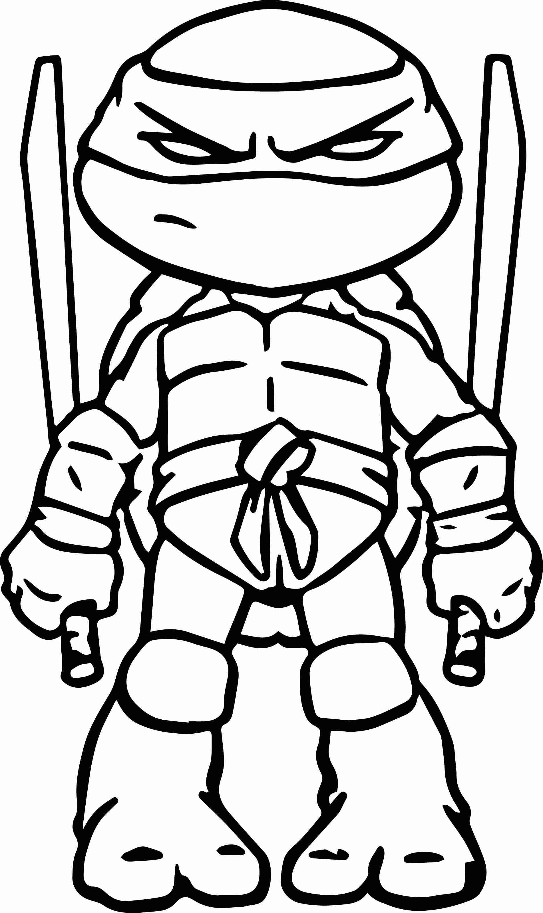 1902x3197 Guaranteed Leonardo Teenage Mutant Ninja Turtl