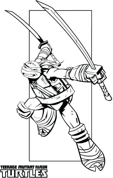 398x625 Teenage Mutant Ninja Turtles Coloring Pages Nickelodeon Pleasing