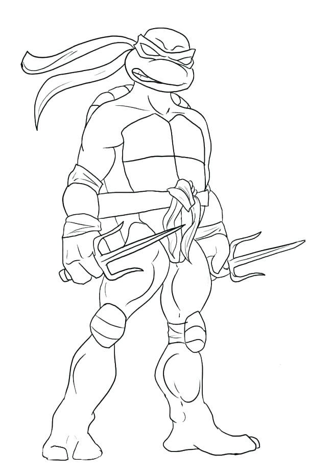 650x927 Raphael Ninja Turtle Coloring Pages Printable Teenage Mutant