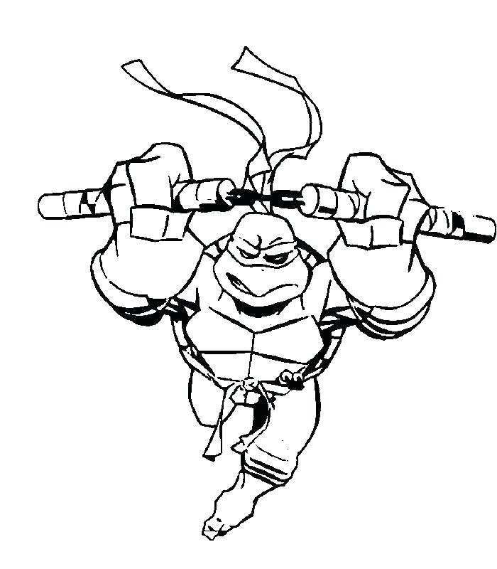 700x800 Tmnt Raphael Coloring Pages Ninja Turtles Coloring Pages To Print
