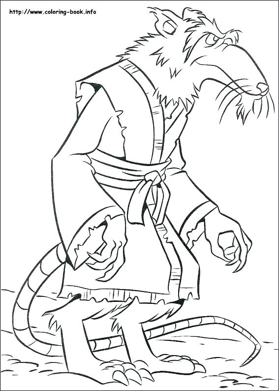 567x794 Turtle Coloring Pages Ninja Turtle Coloring Pages To Print Ninja