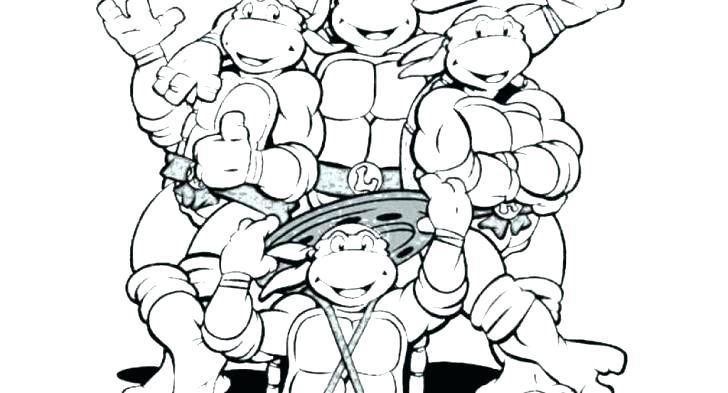 728x393 Ninja Turtles Coloring Games Online Michelangelo Coloring Pages