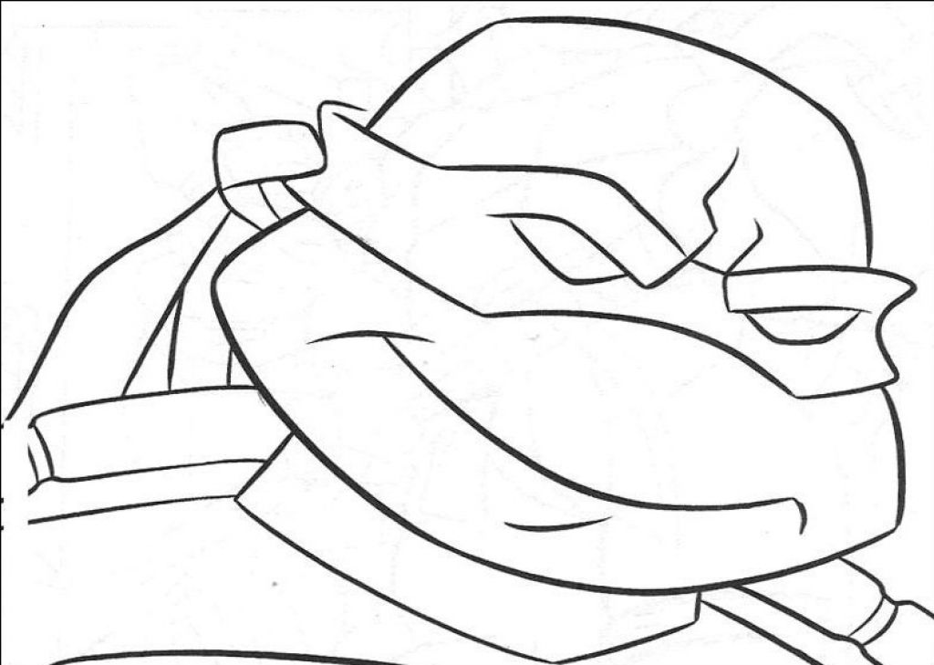 1024x729 Tmnt Coloring Pages Printable