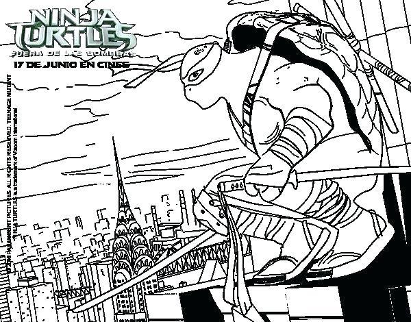 600x470 Ninja Turtle Coloring Page Mutant Ninja Turtles Coloring Pages