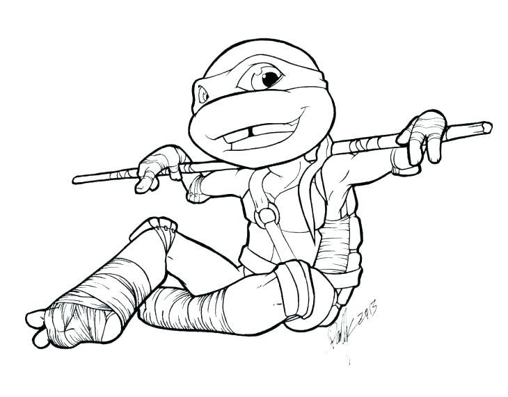 730x571 Ninja Turtle Colouring Pages To Print Kids Coloring Mutant Ninja