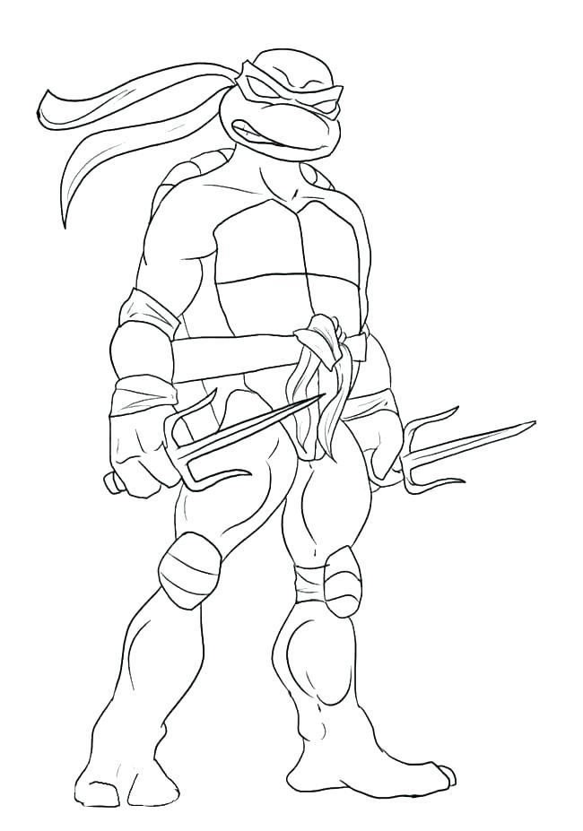 650x927 Teenage Mutant Ninja Turtles Coloring Pages Shredder Turtle Page