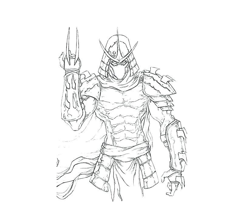 800x667 Tmnt Coloring Page Games Home Shredder Armor Tmnt Coloring Pages