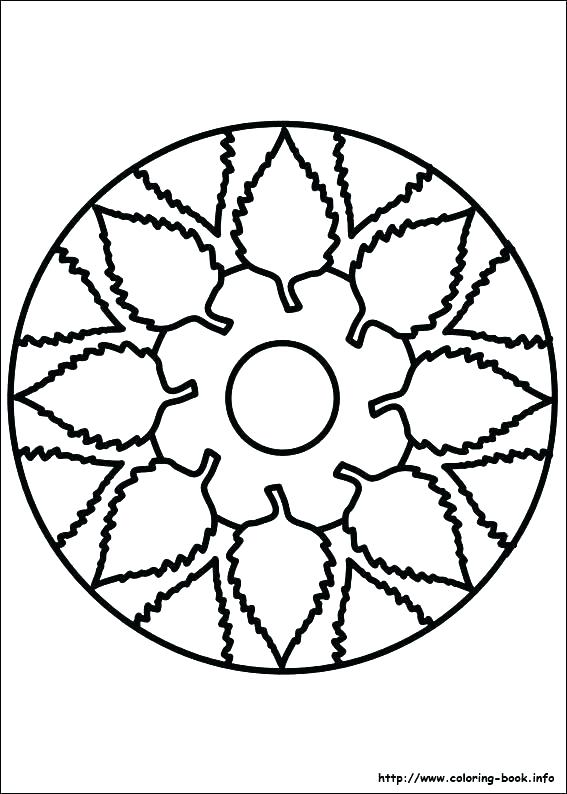 567x794 Easy Mandala Coloring Pages With Telephone Coloring Pages Phone