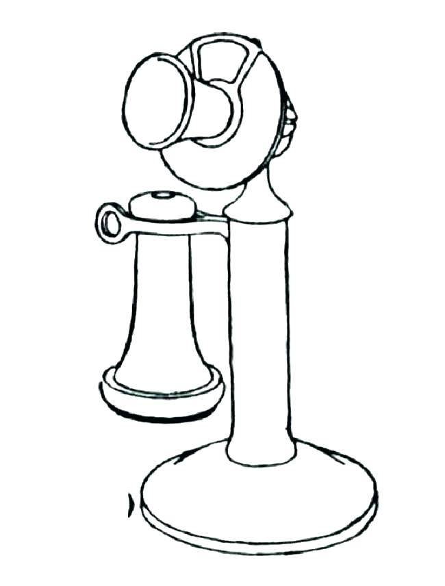 650x856 Cell Phone Coloring Pages Phone Coloring Pages Cell Phone Coloring
