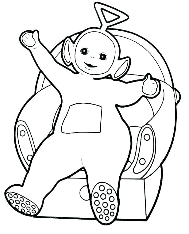 616x763 Teletubbies Coloring Page Coloring Pages Coloring Pages Coloring