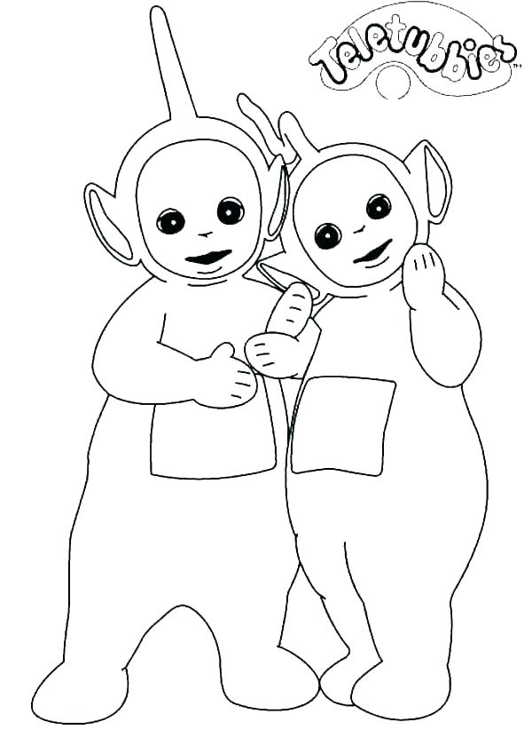 600x840 Teletubbies Coloring Page Coloring Pages Colouring Book Coloring