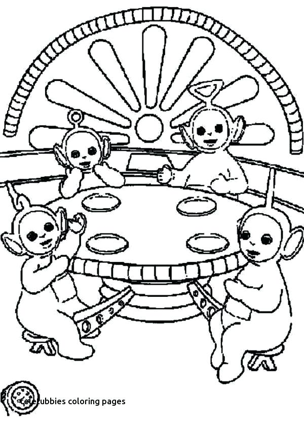 600x843 Teletubbies Coloring Page Picture The Coloring Page Picture