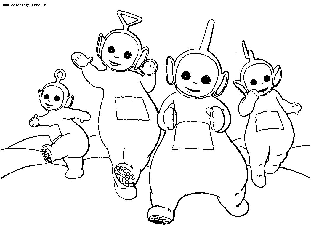 1050x759 Teletubbies To Print