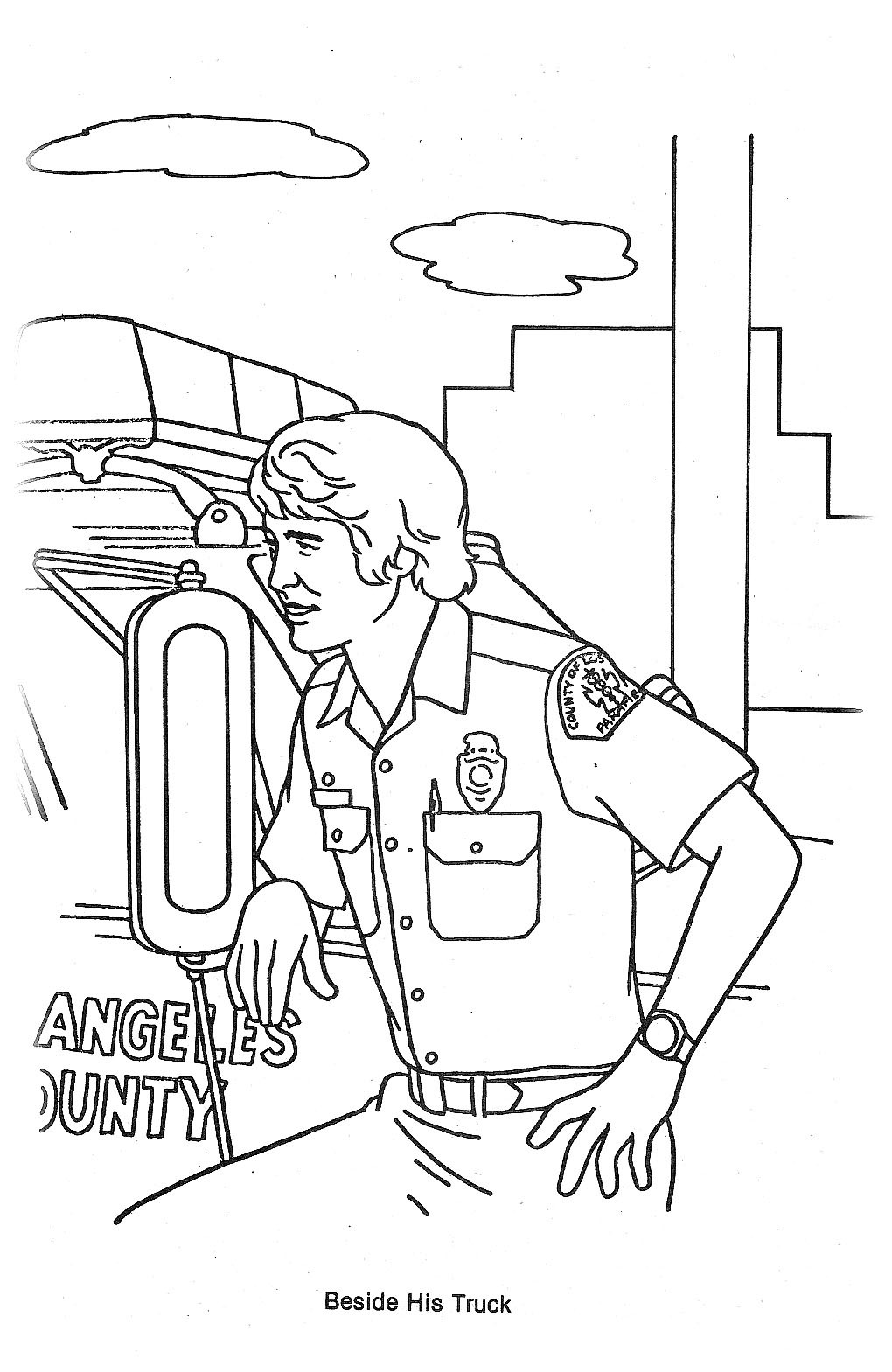 1020x1569 Miracle Television Coloring Page How To Draw A Unknown Endear