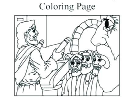 440x330 Jesus In The Temple Coloring Page Young Jesus At The Temple