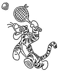 205x246 Coloring Page Sport Coloring Page Tennis