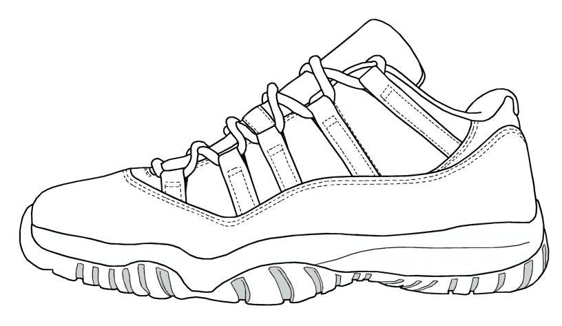 816x473 Jordan Coloring Pages Shoes Air Coloring Jordan Tennis Shoes
