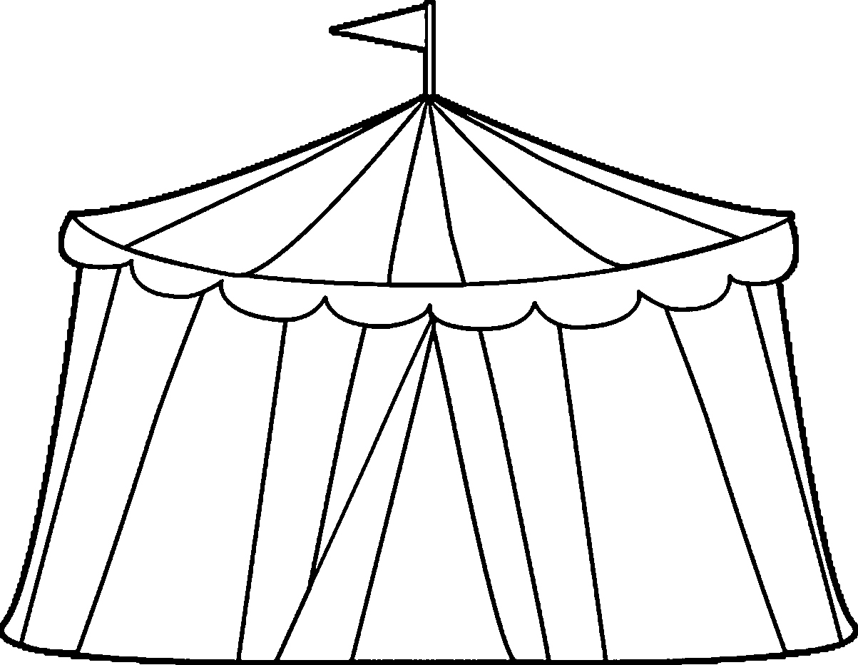 1203x932 Tent Coloring Page Unique Circus Tent Coloring Page Logo