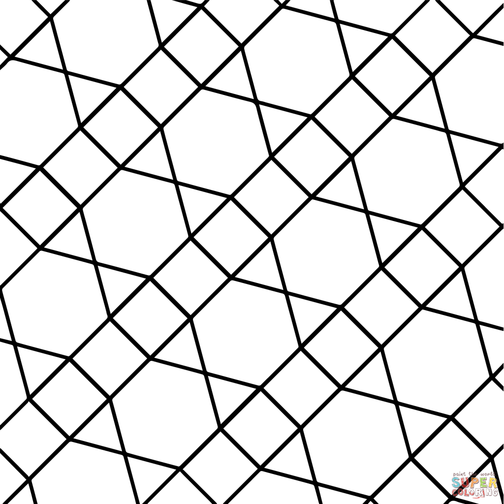 tessellation coloring pages pdf 2