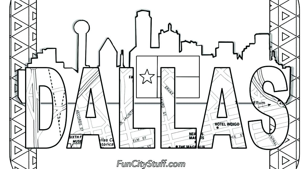 1020x560 Texas Coloring Pages Symbols Coloring Pages Symbols Coloring Page