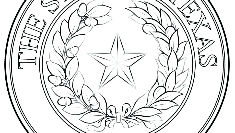 960x544 Texas State Flag Coloring Page State Symbols Coloring Pages Native