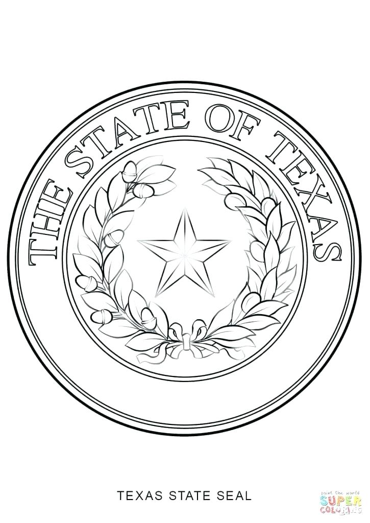 725x1024 Texas State Symbols Coloring Pages Symbols Coloring Pages State