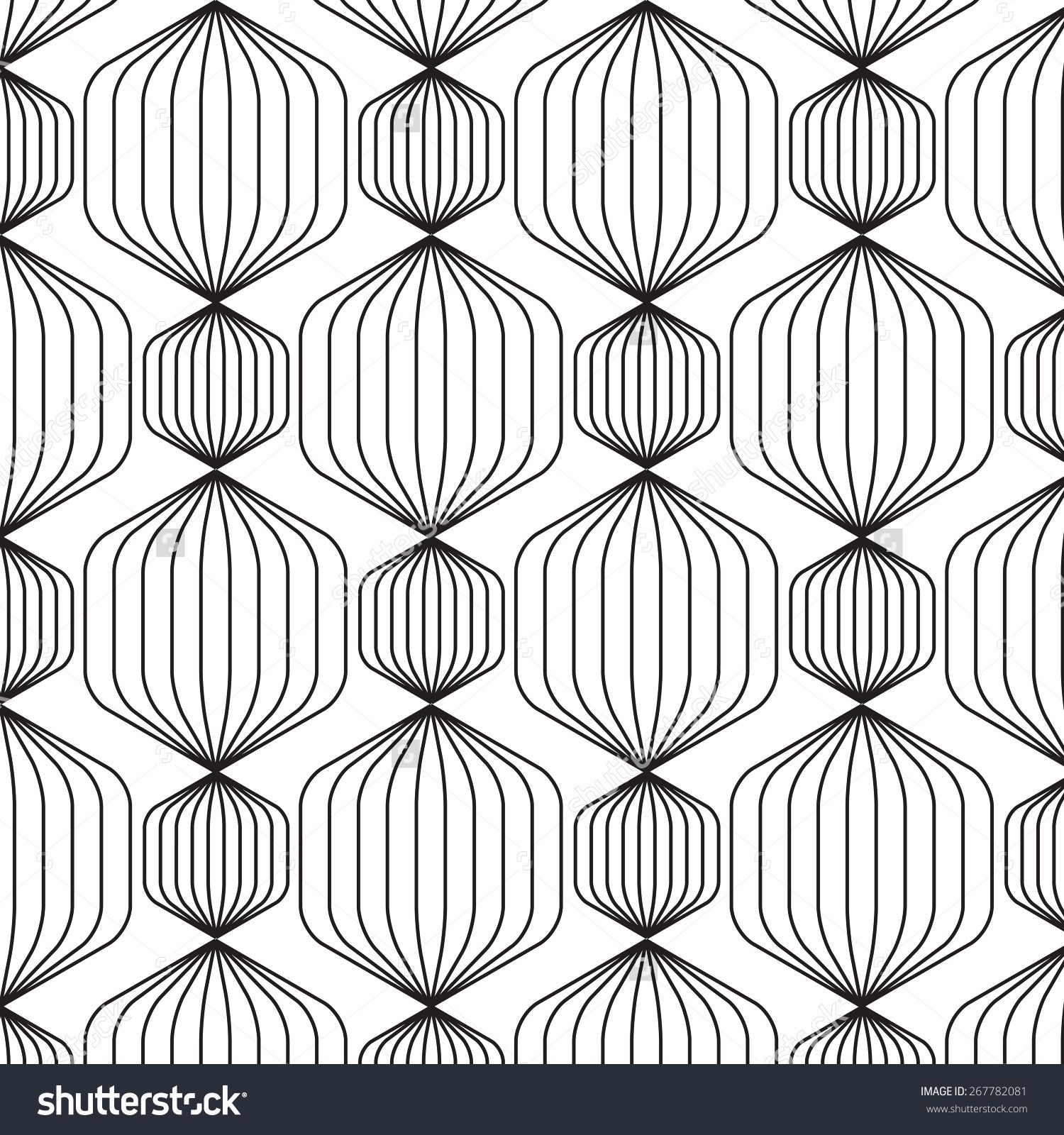 1500x1600 Black Line Graphic Pattern Abstract Vector Background Modern