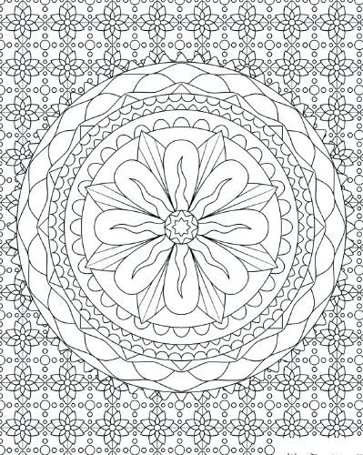 399x500 Coloring Pages Design Texture Coloring Pages Designs Flowers