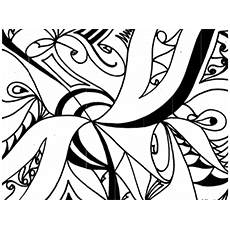 230x230 Top Free Printable Pattern Coloring Pages Online