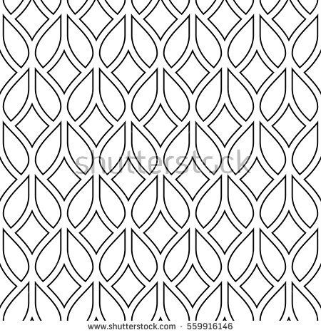 450x470 Vector Seamless Pattern Modern Stylish Texture Repeating