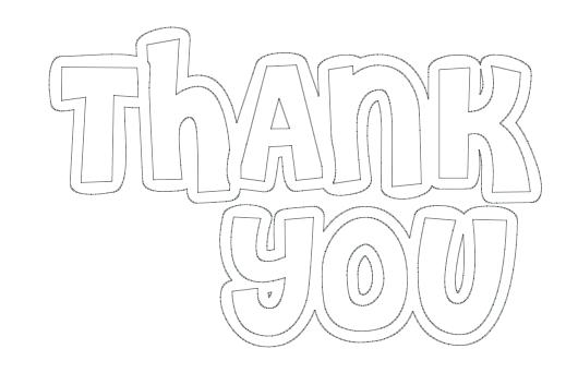 530x342 Coloring Thank You Cards Thank You Coloring Pages For Kids Thank