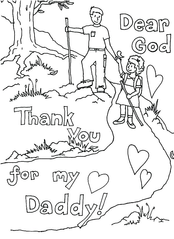 600x825 Give Thanks Coloring Page Also Thank You God You Give Me The Best