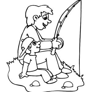 300x300 Thank You God You Give Me The Best Dad Coloring Pages Thank You