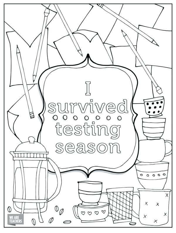 600x796 Teachers Free Coloring Pages Kids Coloring Thank You Teacher