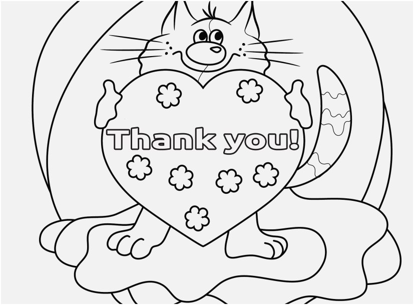 827x609 The Perfect Graphic Thank You Coloring Pages Perfect