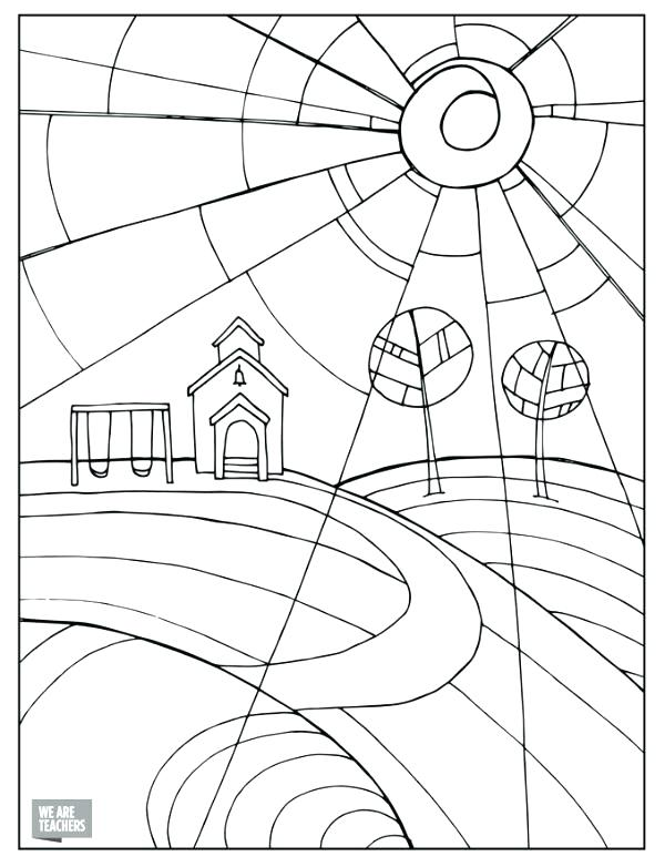 600x782 Coloring Pages For Teachers Teacher Coloring Pages Because