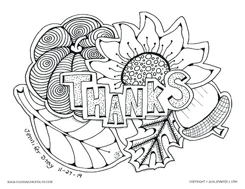 500x386 Coloring Thanksgiving Pages Cornucopia Coloring Page